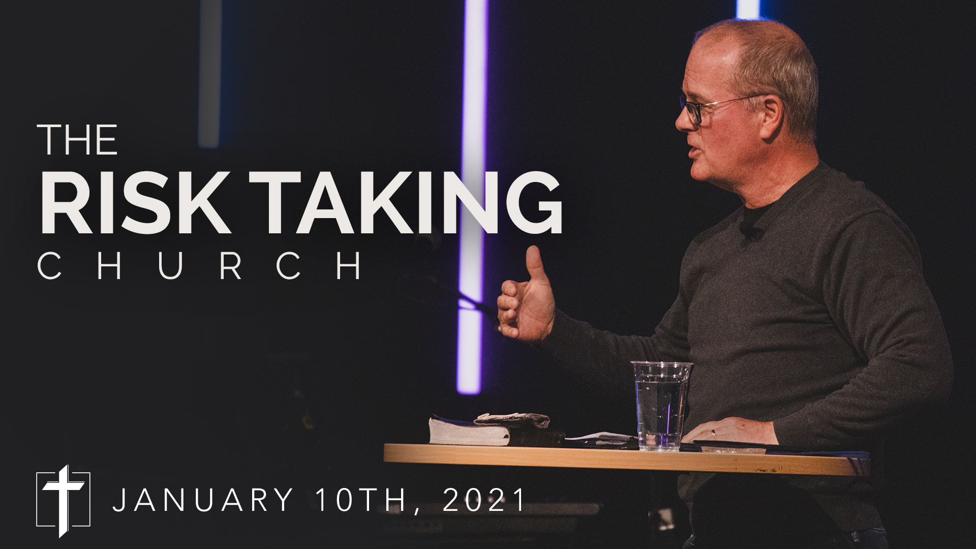 The Risk Taking Church